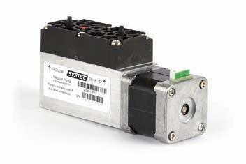 VACUUM PUMP & CONTROLLERS FOR HPLC DEGASSING